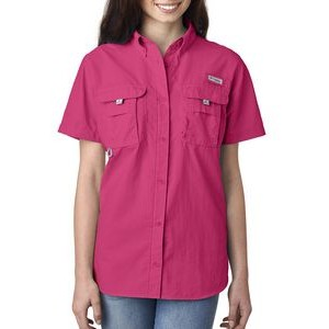 Columbia Ladies' Bahama? Short-Sleeve Shirt