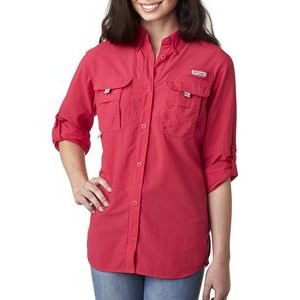 Columbia Ladies' Bahama? Long-Sleeve Shirt