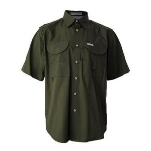 Men's Short Sleeve Fishing Shirt